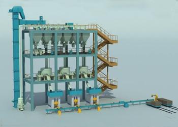 <b>压砖机全自动化生产线</b>