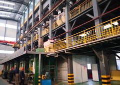 耐火砖自动化生产线改造