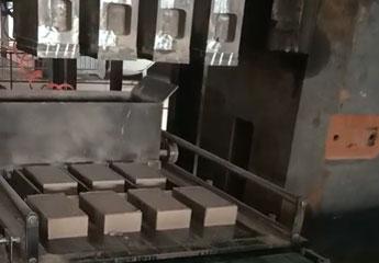 尾矿粉均化料一机七出生产线
